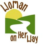 Woman-on-her-Way-Logo-Print